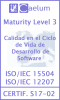 ISO/IEC15504- ISO/IEC 12207:2008 Maturity Level 3